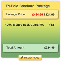Tri-fold Package Brochure