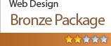 Website Design Bronze Package £174.99