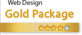 Website Design Gold Package £744.99