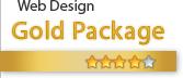Website Design Gold Package £744.99