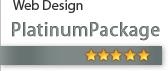 Website Design Platinum Package £1264.99