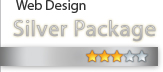 Website Design Silver Package £394.99