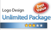 Logo Design Unlimited Package £89.99