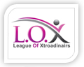 We created this logo for league of xtroadinairs