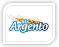 We created this logo for mr argento