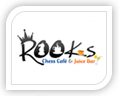 We created this logo for rooks