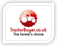 We created this logo for tractor buyer