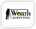 We created this logo for worth surveying
