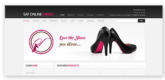 E-Commerce Website Sample 2